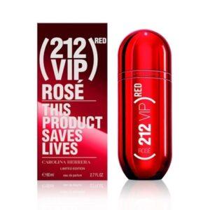 "212 רוז' אדום 80 מ""ל א.ד.פ"