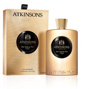 """אתקינונס הר מג'סטי דה אוד אדפ 100 מ""""ל Atkinsons Her Majesty The Oud"""