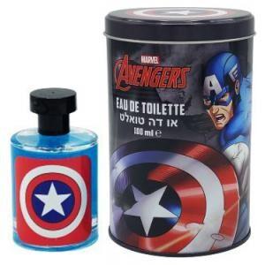 "דיסני – קפטן אמריקה 100 מ""ל א.ד.ט"