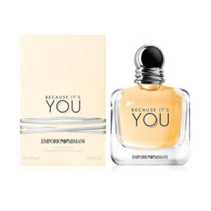 "Emporio Armani – Because It's You 100 מ""ל א.ד.פ"