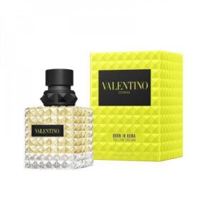 """Valentino – Donna Born In Roma Yellow Dream 100 מ""""ל א.ד.פ"""