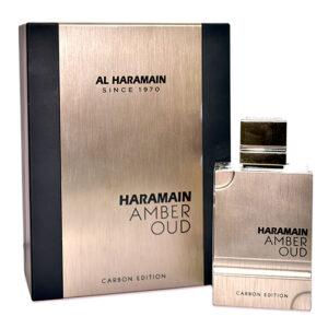 """קרבון אדישיין – אל חרמין 60 מ""""ל א.ד.פ   AL HARAMAIN – CARBON EDITION"""