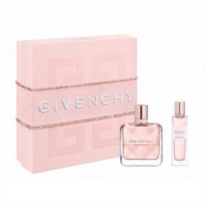 """ג'יבנשי א.ד.פ סט 50 +10 מ""""ל Givenchy Irresistible Eau De Parfum Set 50ml + 10ml"""