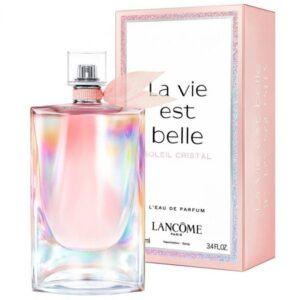 "לה ויה בל סוליל קריסטל 100 מ""ל א.ד.פ SOLEIL CRISTAL  La Vie Est Belle"