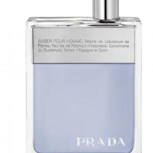 """טסטר – אמבר לגבר – פראדה 100 מ""""ל א.ד.ט Amber Pour Homme – Prada"""