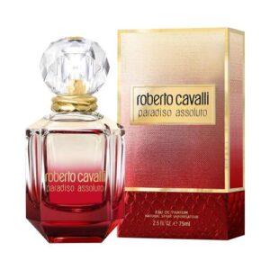 """פרדיסו אסולטו – רוברטו קאוולי – 75 מ""""ל א.ד.פ Paradiso Assoluto – Roberto Cavalli"""