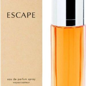 """Calvin Klein Escape E.D.P 100ml אסקייפ  לאשה  100 מ""""ל א.ד.פ"""