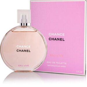 """שאנל צ'אנס – או ויוה Chance Eau Vive – Chanel 150 מ""""ל א.ד.ט"""